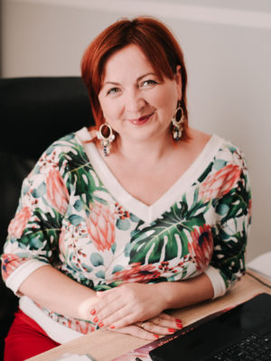 Ewa Jażdżyk - Dyrektor